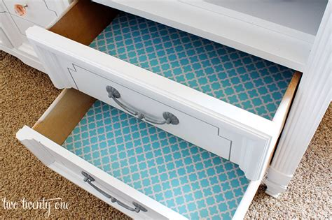Should You Paint The Inside Of Dresser Drawers by How To Turn A Dresser Into A Tv Stand Diy Two Twenty One