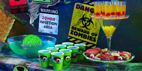 themes zombie zombie decorations zombie party supplies party city