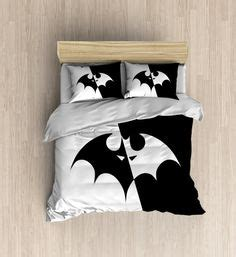 16 best images about batman on pinterest comforters bed black and white batman bedding set for kids from h m home