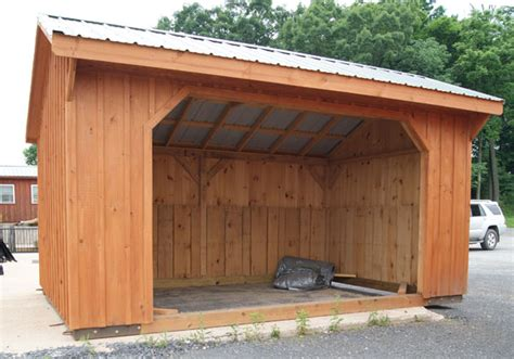 Run In Shed For Sale run in sheds shelters run in sheds for horses