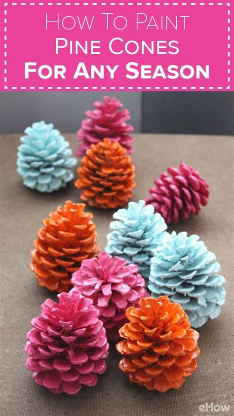 25 best ideas about pine cone decorations on