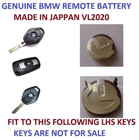 Bmw Key Battery Vl2020 by Genuine Bmw Remote Key Battery Panasonic Vl2020 Made In