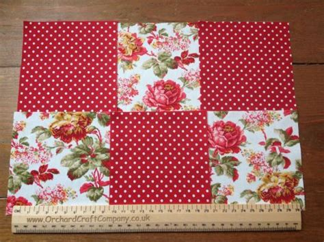 Patchwork Squares Uk - orchard craft company patchwork squares 100 cotton