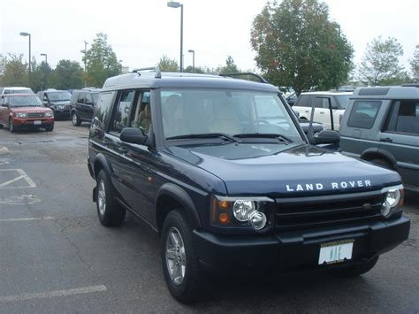 auto body repair training 2003 land rover discovery electronic toll collection lh296906 2003 land rover discovery specs photos modification info at cardomain