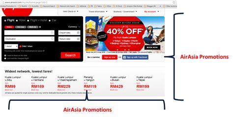 airasia online 5 crucial steps airasia booking