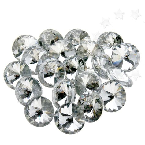 upholstery buttons for tufting 20 x 25 mm crystal diamante round buttons tufting sofa diy