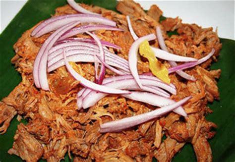 comida de yucatan mexico comida t 237 pica de yucat 225 n