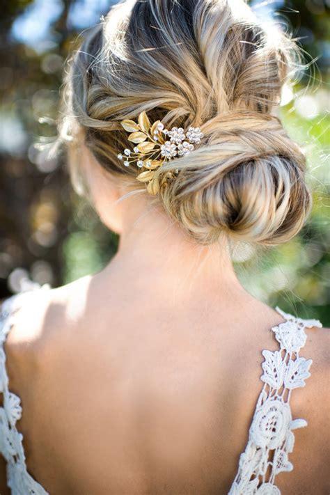 50 best bridal hairstyles without veil emmaline wedding