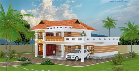 kerala home design hd house elevation hd images superhdfx