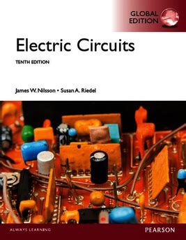 electric circuits nilsson electric circuits global edition nilsson riedel