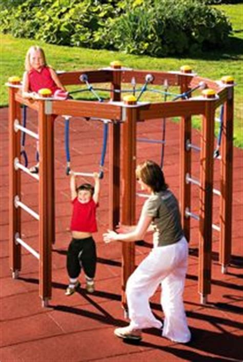 Backyard Climbing Structures by Finno Climbing Frame Home Outdoors