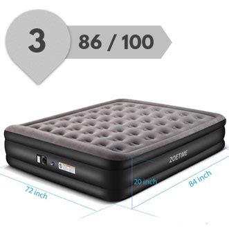 update     air mattress  king size