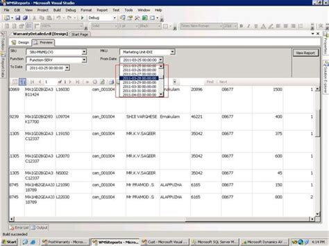 format date parameter in ssrs how to add calender to a parameter in ssrs report using