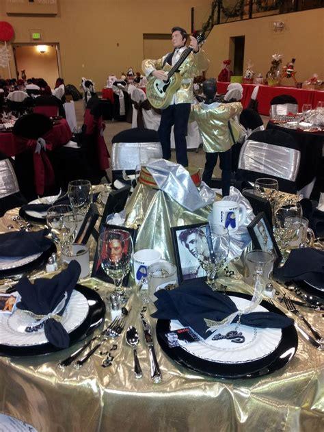 elvis decorations elvis table elvis ideas
