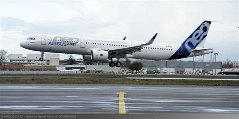 Large Cabin Plans first pratt powered a321neo takes flight air transport