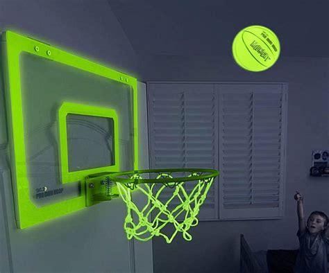 glow in the paint nbs basketball hoop for bedroom exclusive spalding nba slam