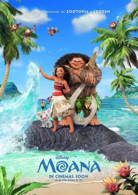 film animation moana movie quot moana 3d quot english comedy animation film at