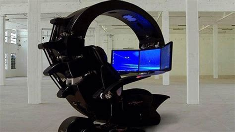 Pc Gaming Desk Chair Ces The Best Pc Gaming Chair Ign