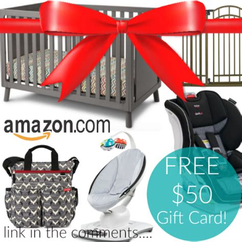 amazon hot products hot free 50 amazon gift card with 250 baby products