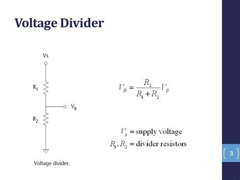 resistor devider lecture 3 bridge circuits ppt