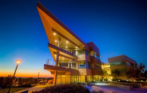 Ucsd Mba Program by Philanthropists And Ernest Rady Commit 100 Million