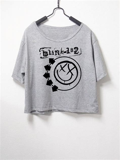 Blink 182 Band T Shirt by Shirt Blink 182 Blink 182 Band T Shirt Rock Band 90s