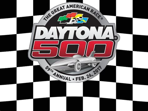 Daytona Logo 2 by Daytona 500 Images