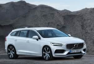 Volvo S60 Redesign Volvo V60 2018 New Car Price Update And Release Date Info