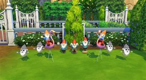Garden Guardians by Gnomes Garden Guardians The Sims Forums