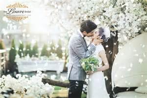 pre wedding photo in korea in bloom a on korea studios photo sles