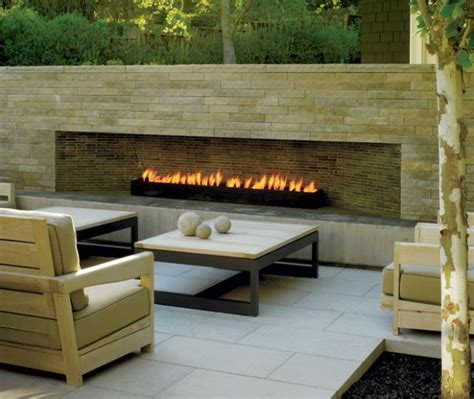 19 spectacular fireplaces design ideas for your outdoor