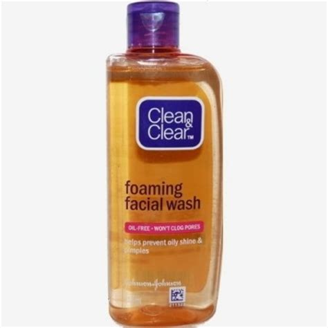 Harga Clean Clear Essential Foaming Wash nandinireviews clean and clear foaming wash