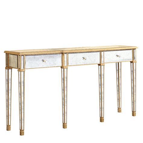 elegant accent tables elegant lighting florentine gold antique mirror three