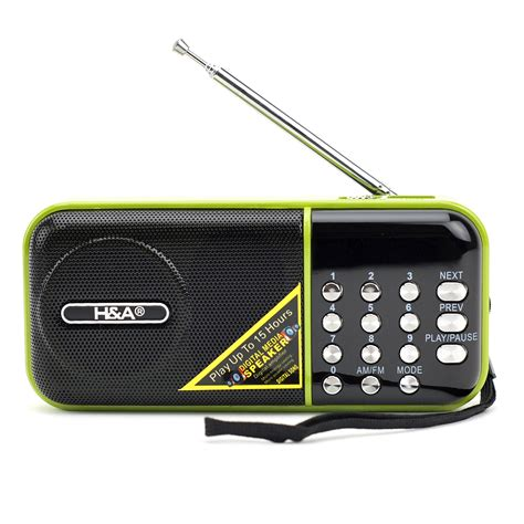 best portable mp3 player handheld radio am fm pocket mp3 player portable digital