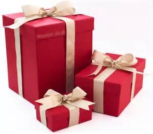 presents for prezent świąteczny