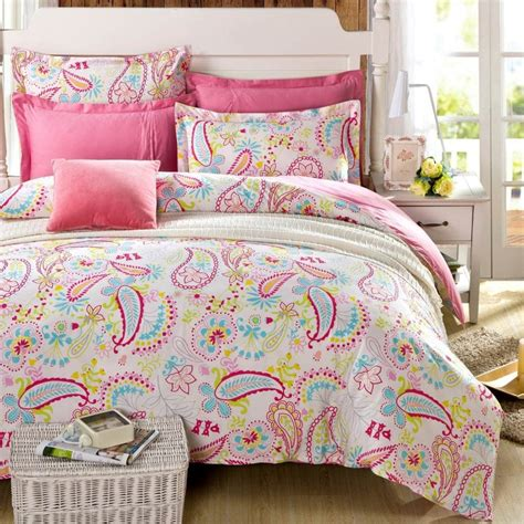 girls full size comforter set pink bedding sets ease bedding with style
