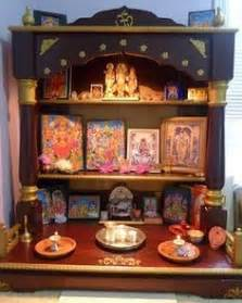 Home Temple Decoration 1000 Images About Pooja Room Design On Pinterest Puja