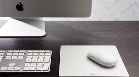 tappeto mouse flexpad il tappetino in alluminio per il magic mouse