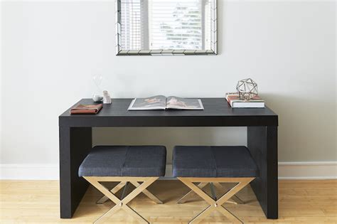 small space console table designer furniture for small spaces d 233 cor aid