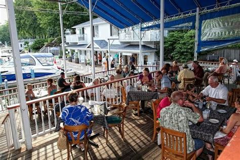 wilson boat house restaurant breathtaking view from the restaurant picture of wilson