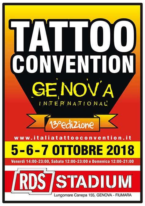 tattoo convention genova genova tattoo convention october 2018