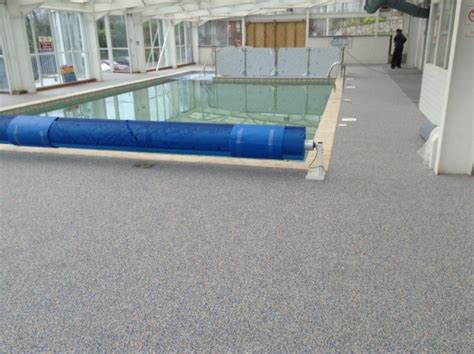 Pool Rubber Flooring by Rubber Safety Flooring For Swimming Pools Specialist Non Slip Flooring Installation Company