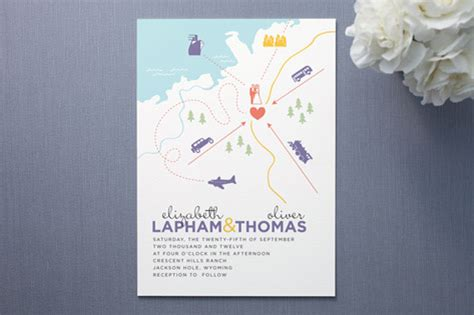 trendy destination wedding invitations destination wedding invitations invitation crush
