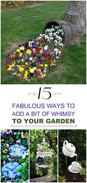 Whimsical Garden Ideas 15 Fabulous Ways To Add A Bit Of Whimsy To Your Garden