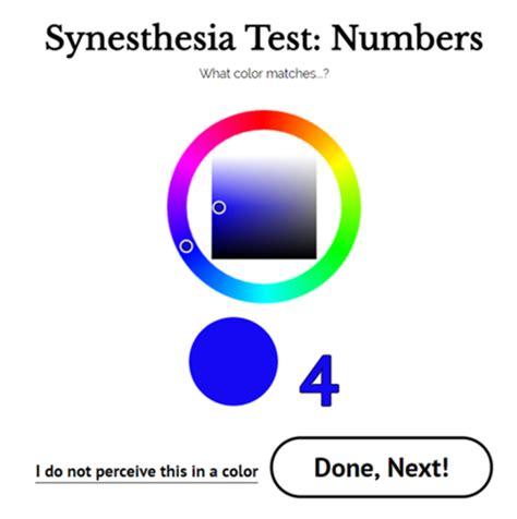 grapheme color synesthesia synesthesiatestcolorpicker synesthesia meditation