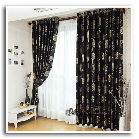 black gold curtains popular black gold curtains buy cheap black gold curtains