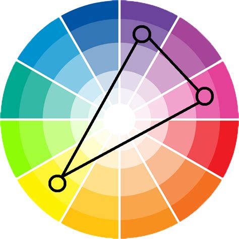 complementary color wheel the trick when picking complementary colours is using the