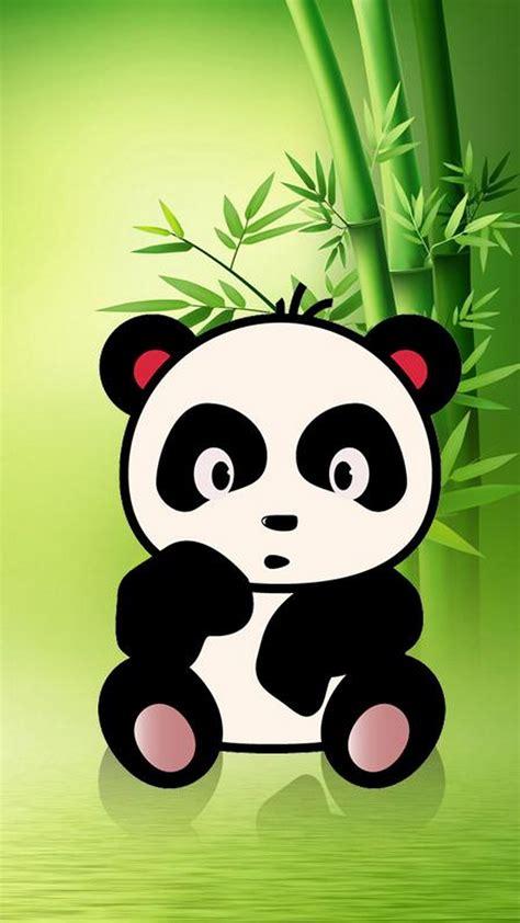 wallpaper android panda iphone x cute panda wallpaper 2018 cute screensavers