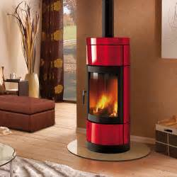 Modern Wood Burning Stove La Nordica Fortuna 7kw Contemporary Wood Burning Stove 163