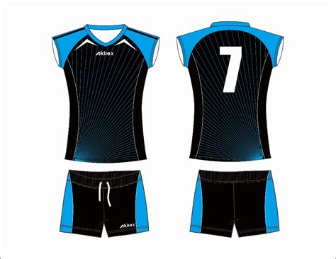 Best Jersey Design Volleyball | custom best quality cool design volleyball uniform jersey